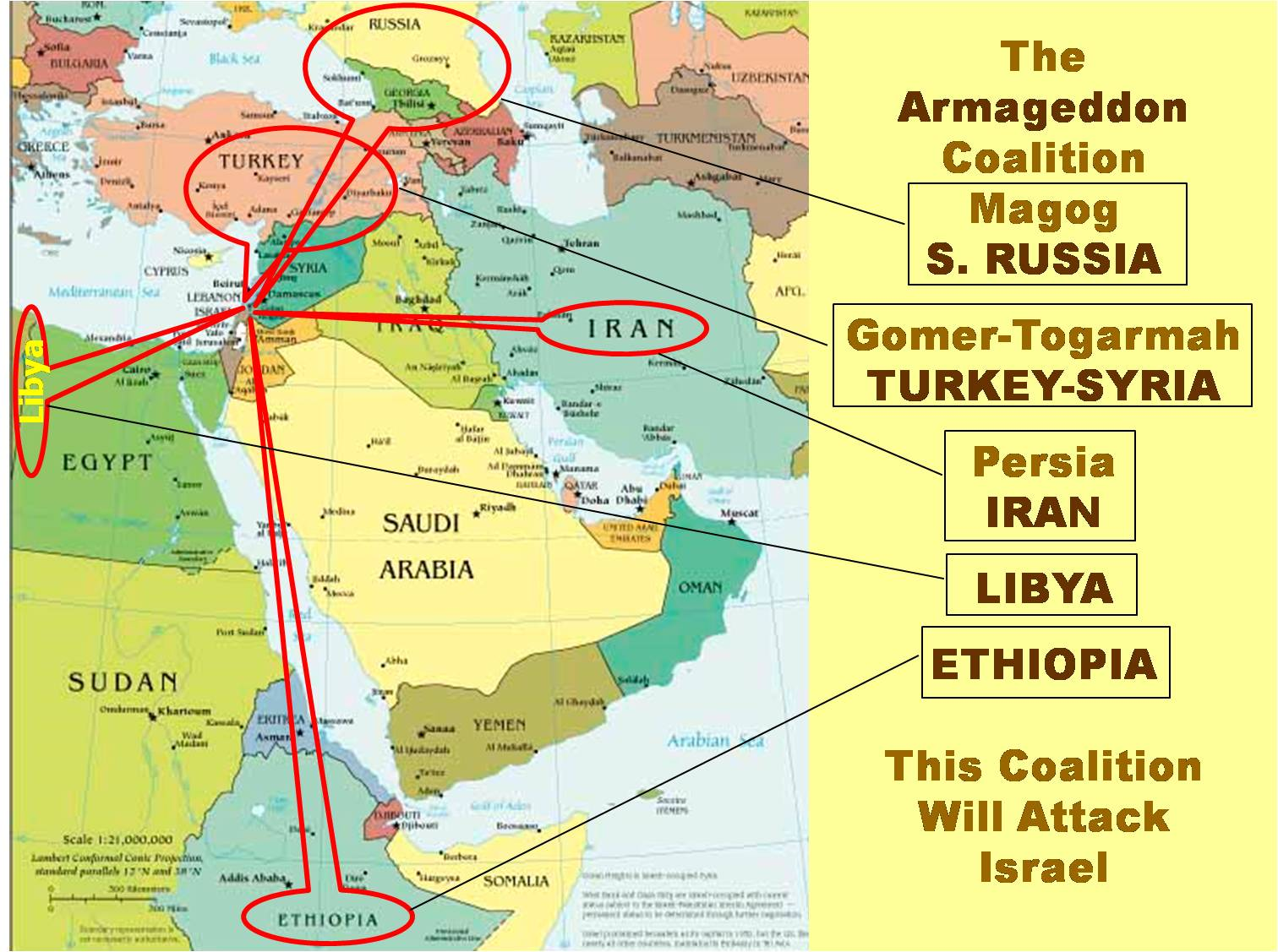 allies and enemies of jesus Israel's enemies destroyed, why this event is  plus all their allies will no longer  holy spirit and multitudes will be converted to jesus.