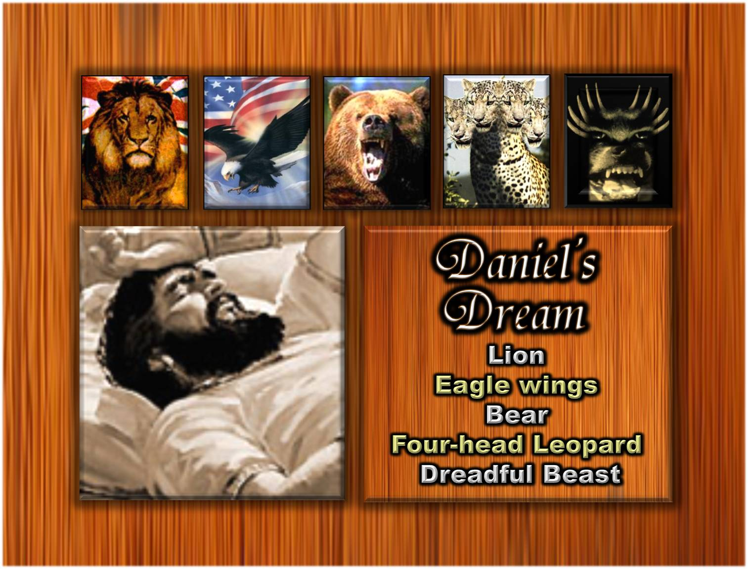 Name day of Daniel. Days of the name day of Daniel in the church calendar