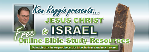 Ken Raggio presents Bible Study Resources