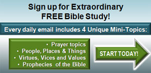Sign up for FREE Bible Studies