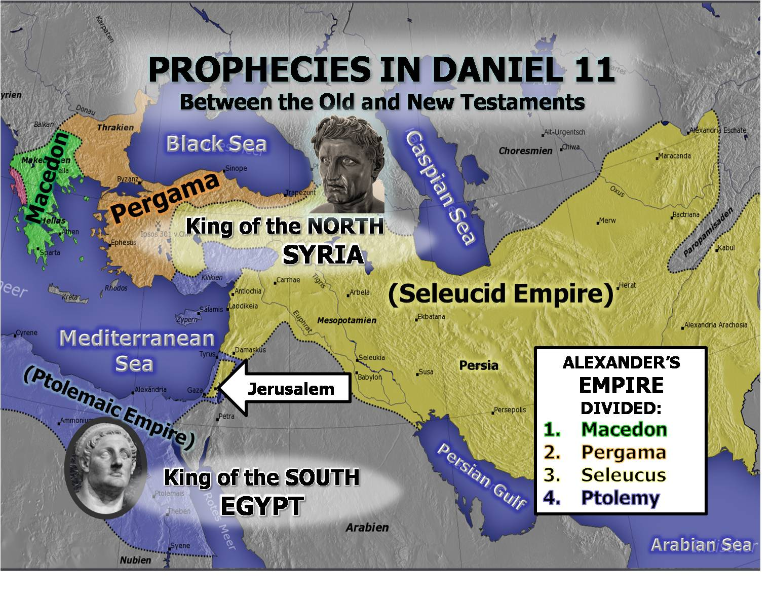 Antichrist Coming From Assyria