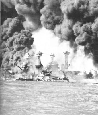 ships at pearl harbor